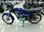 Moto e Mota Yamaha YB - Angola