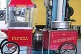 Máquina de Pipoca - Angola
