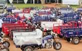 Motas Ou Motorizadas De 3 Rodas  Keweseki (Kupapata) kaleluya - Angola