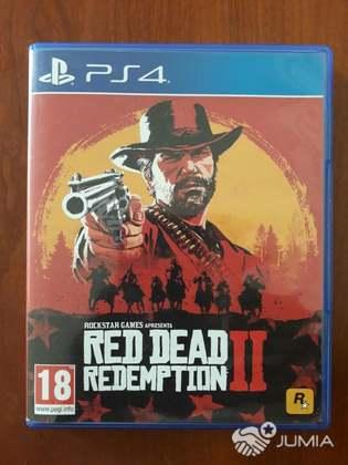 Jogo Red Dead Redemption 2 usado PlayStation 4 (ps4)