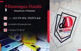 Cartão De Visita - Angola