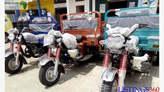 Moto de 3 rodas keweseki a venda - Angola
