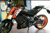 Moto KTM Duke - Angola