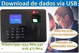 Serviços de Relógio Biométrico Camaras de vigilância, vídeo porteiro - Angola