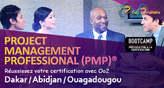 Formation et Certification PMP  - Burkina Faso