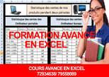 Formation en Excel Avance - Burkina Faso