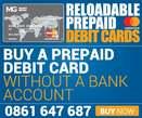 MG CARDS - Botswana