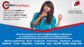 Agence De Design Graphique - Congo-Brazzaville