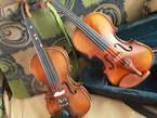 Offre spéciale violons - Côte d'Ivoire