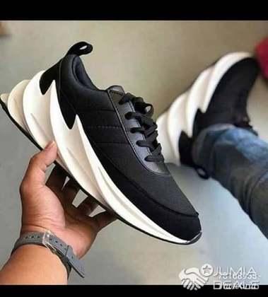adidas shark noir et blanc