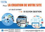 Conception De Site Internet - Côte d'Ivoire