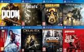 PS4 CRACKEE AVEC 10 JEUX - Côte d'Ivoire
