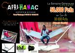 HAMAC PORTATIF - Côte d'Ivoire