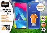 Samsung Galaxy M10 - Côte d'Ivoire
