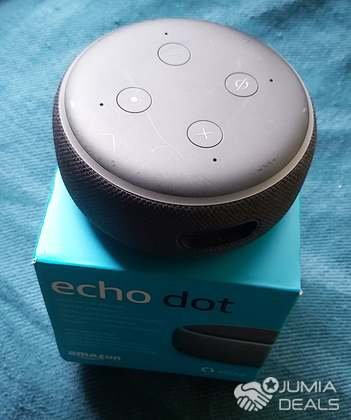 BAFFE AMAZON ECHO DOT 3 | Bingerville | Jumia Deals