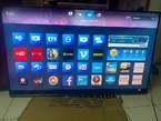 PHILIPS SMART UHD 4K 50 pouce , sans bordure d écran WIFI DIRECT Image époustouflante ultra 4K  - Côte d'Ivoire