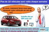 GPS ANTIVOL RETROUVER VOTRE VÉHICULE APRES UN VOL - Côte d'Ivoire