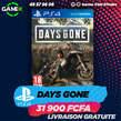 Days Gone - PS4 - Côte d'Ivoire