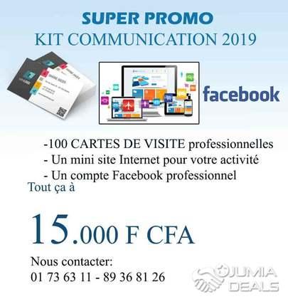 Promo Cartes De Visite Site Web
