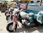 Moto Tricycle - Côte d'Ivoire