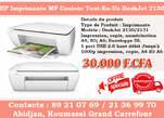 HP Imprimante DeskJet 2130 - Côte d'Ivoire