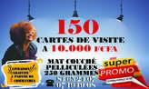 Cartes De Visite Pro - Côte d'Ivoire