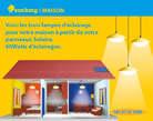 Système d'éclairage domestique  Maison 60 et chargeur de périphérique - Côte d'Ivoire
