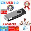 Clé USB 3.0 de 32Go #gpb225 - Côte d'Ivoire