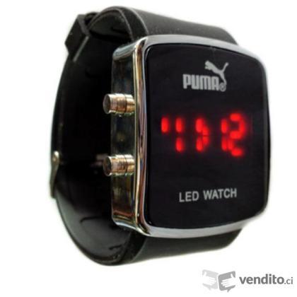 puma montre