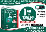 KASPERSKY ANTI-VIRUS 2019 - Côte d'Ivoire