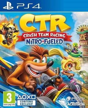 "<a href=""/node/43780"">Crash Team Racing Nitro Fueled</a>"