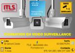 Formation en Vidéo Surveillance  - Cameroun