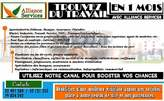 Alliance Services  / Trouver Du Boulot en 30 Jours - Côte d'Ivoire