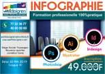 FORMATION PROFESSIONELLE 100% PRETIQUE EN INFOGRAPHIE - Côte d'Ivoire