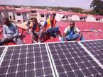 Installation Energie Solaire - Côte d'Ivoire