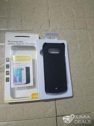 coque rechargeable samsung galaxy s6
