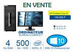 HP ProDesk Core i5 3.0 GHz - Côte d'Ivoire