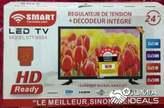 TV LED 24 Pouces Ultra HD Slim - Côte d'Ivoire