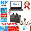 HP 250G6 + SAC HP - i3 - 4Go - 500Go - Gpb225 - Laptop - Ordinateur portable - Côte d'Ivoire