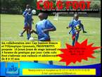 Colonie de vacances Football - Côte d'Ivoire