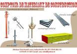 Matériaux de Construction - Côte d'Ivoire