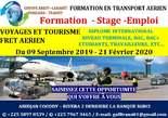 Formation Transport Aérien Et Tourisme - Côte d'Ivoire