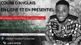 Cours D'anglais En Ligne Et En Presentiel - Côte d'Ivoire