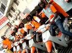 Livreur à Moto - Côte d'Ivoire