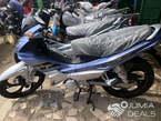 Une moto ktm x1 - Côte d'Ivoire