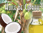 Vente huile de coprah brute - Côte d'Ivoire