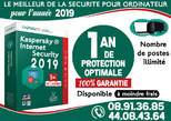 KASPERSKY SECURITY 2019 - Côte d'Ivoire