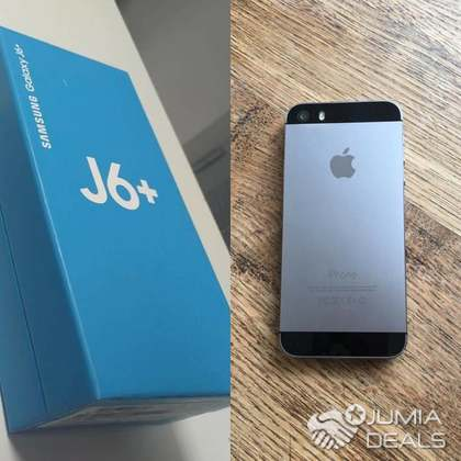 629ff6c9763ad4 Samsung J6 Et iPhone 5s Vs iPhone 7 Plus   Bingerville   Jumia Deals