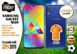 Samsung Galaxy M20 - Côte d'Ivoire