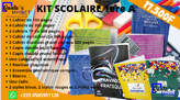Kit scolaire - Côte d'Ivoire